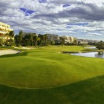 Hole 18 alicante golf