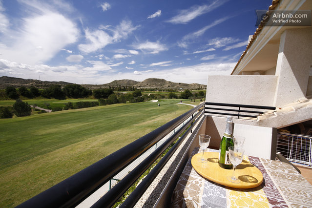 Alendra golf club airbnb apartment rental