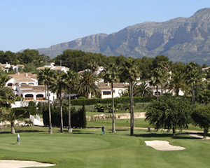 Javea golf course