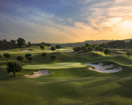 Las Colinas Golf