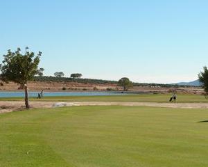 Sierra golf Murcia