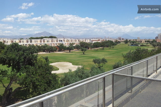 alicante golf airbnb apartment 1