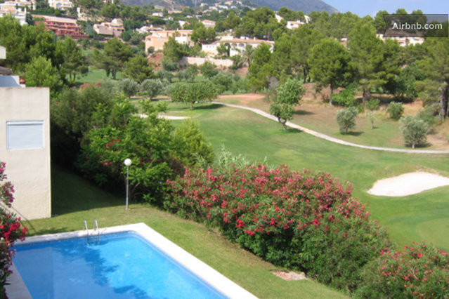 don cayo golf airbnb golf villa