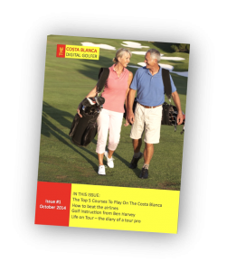 costa blanca digital golfer magazine 2