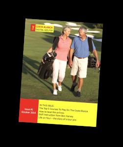 costa blanca digital golfer magazine 2
