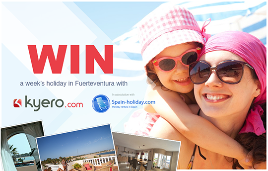 fuerteventura holiday comp